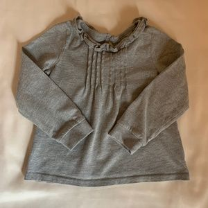 Ag Adriano Goldschmied Girl's Pleated Top
